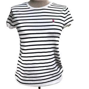 Ralph Lauren Sport short sleeve sweater size Med.